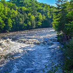 Piers Gorge | Menominee River