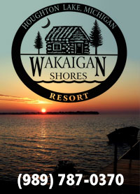 Wakaigan Shores Resort - Houghton Lake