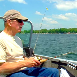 Fishing - Michigan's Other Great Lakes